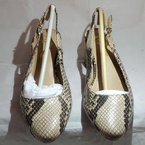 Aerosoles women sling back shoe